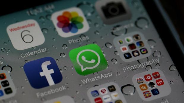 España, enganchada al «smartphone» y a WhatsApp