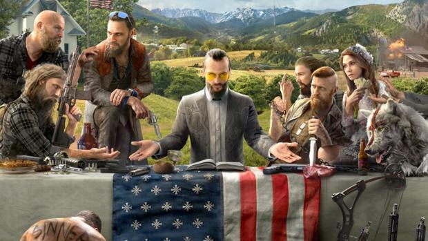 «Far Cry 5» se ambientará en la América profunda
