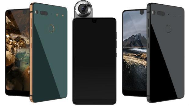 Essential Phone: así es el teléfono modular del creador de Android