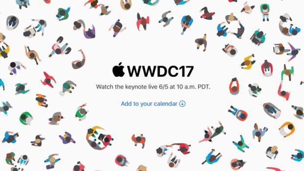 ¿Cómo ver el directo de WWDC 2017?