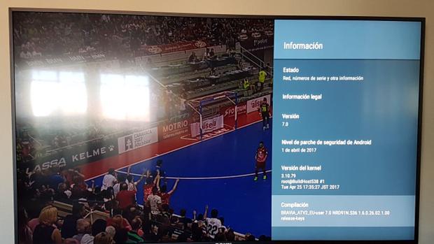 ¿Cómo actualizar a Android TV 7 en tu smartTV?