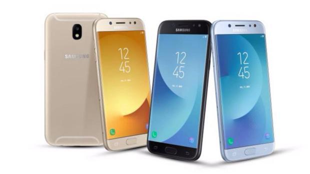 Nuevos Samsung Galaxy J3, Galaxy J5 y Galaxy J7
