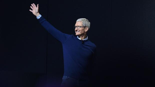 El Consejero Delegado de Apple, Tim Cook
