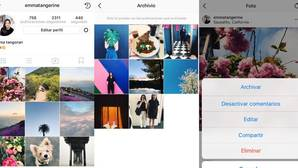 Captura de los nuevos servicios de la red de fotografía