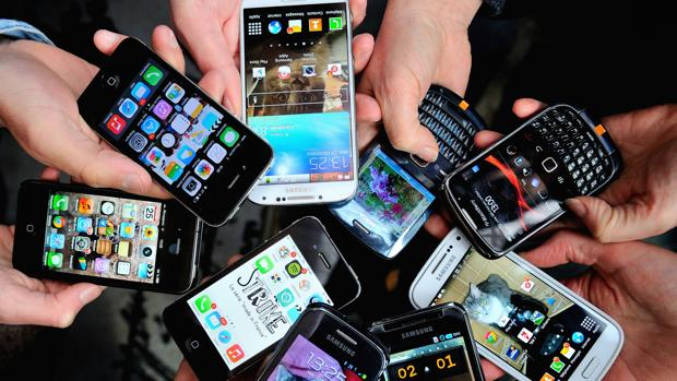 Dos tercios del planeta están conectados al móvil