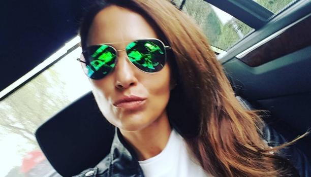Paula Echevarría, actriz española, utiliza su perfil de redes sociales para publicitar productos