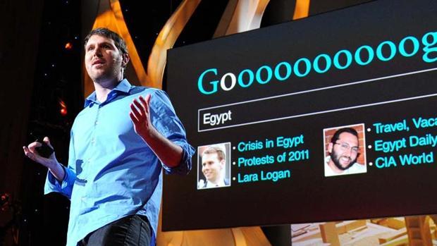 Eli Pariser: «Internet decide lo que lees y lo que piensas»
