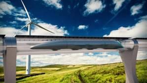El tren del futuro, el Hyperloop