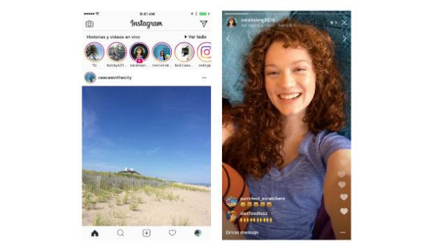 Instagram permite reproducir los vídeos En Directo en Stories durante 24 horas