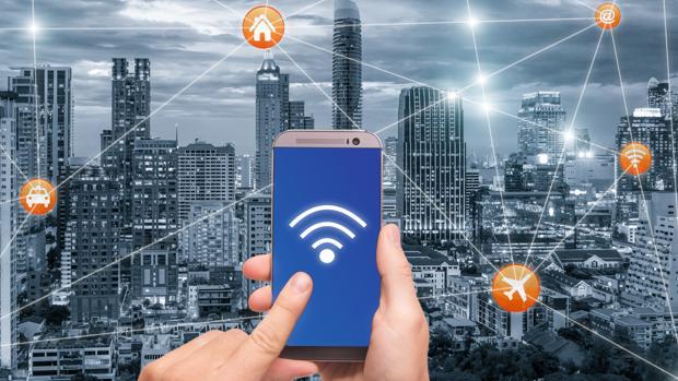 Los riesgos de conectarte a cualquier Wifi pública