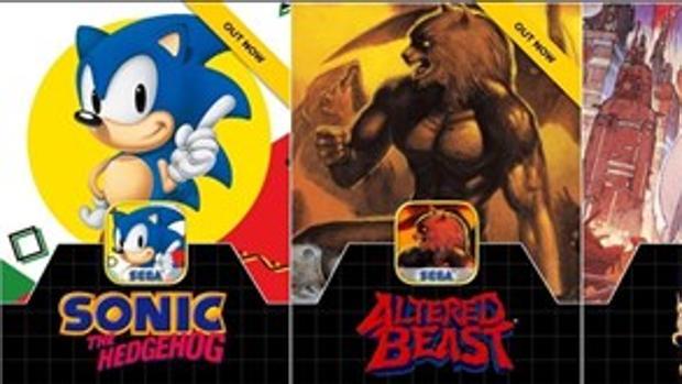 Juegos gratis de Sega para tu smartphone. SEGA Forever