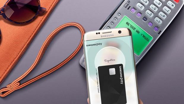 Samsung Pay, a disposición de los clientes del Banco Santander
