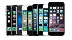 El iPhone cumple diez años de vida