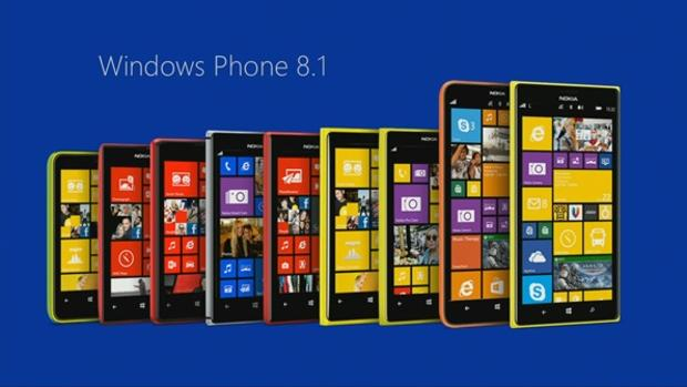 Captura de Windowas Phone 8.1