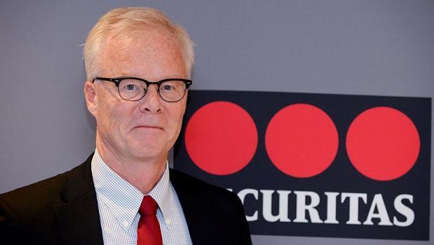 Alf Göransson, CEO de Securitas
