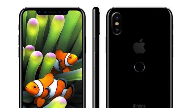Se filtran nuevos datos sobre el iPhone 8