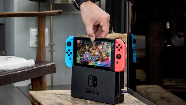 Switch, la consola que ha salvado a Nintendo