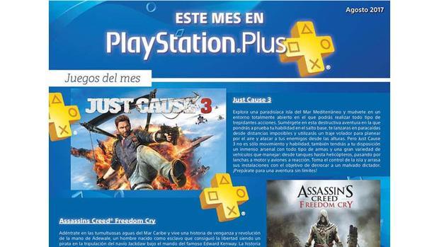 Juegos Gratis En Agosto Con Playstation Plus Prestige Tires