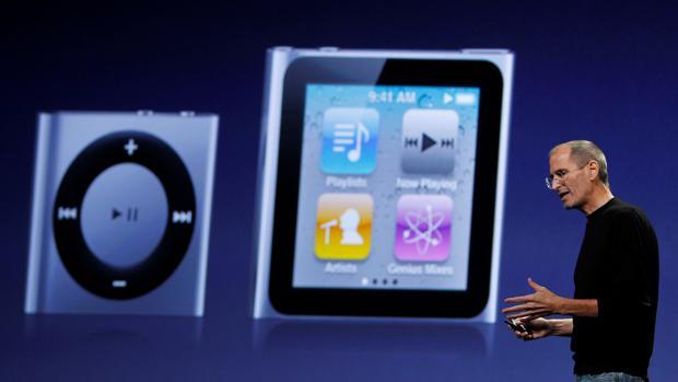 Apple pone fin al iPod nano y iPod shuffle