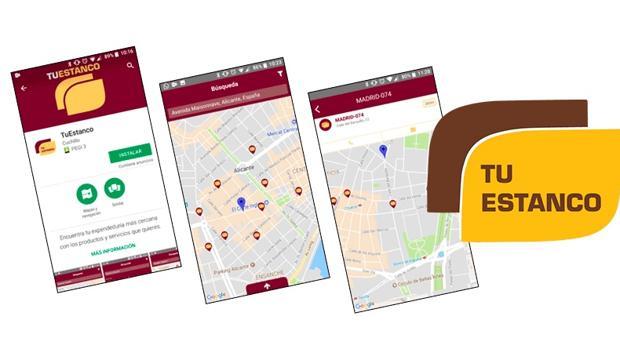 Lanzan una app para localizar el estanco más cercano