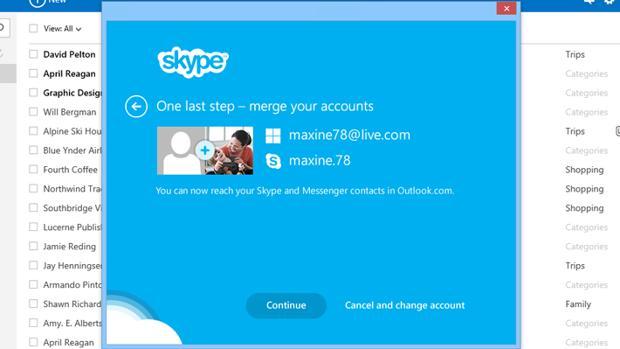 Foto de recurso de Skype