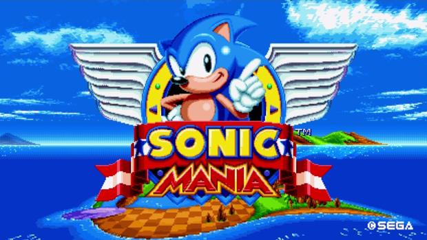Lanzamiento de «Sonic Mania»: un homenaje a los 25 años de historia del videojuego