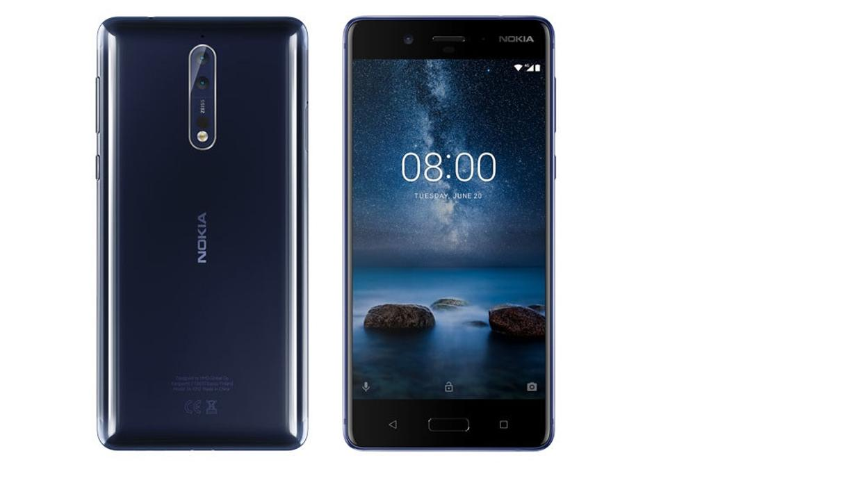 «Make Nokia great again»: ¿Puede el Nokia 8 ser rival de Apple y Samsung?