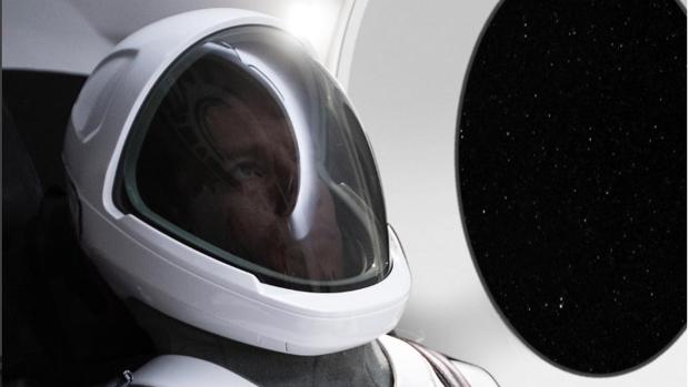 Elon Musk ya tiene traje para ir al espacio