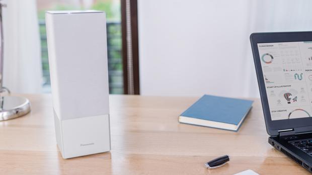 Panasonic abraza la tecnología de Google Assistant en su nuevo altavoz inteligente