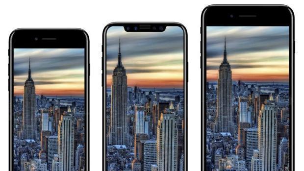 Comparativa iPhone