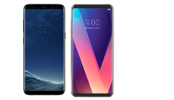 Con LG V30 y Samsung Galaxy S8, el trono de mejor «smartphone» está disputado
