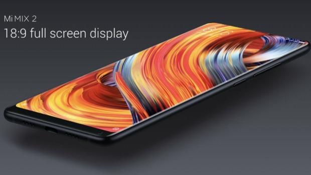 Xiaomi Mi Mix 2: retuerce el concepto de «todo pantalla» para competir contra Apple