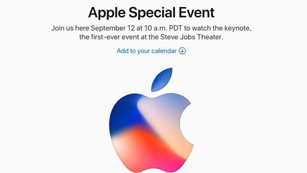 En directo: la presentación del nuevo iPhone en su décimo aniversario