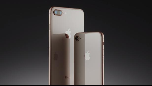 Apple presenta los nuevos iPhone 8 y iPhone 8 Plus