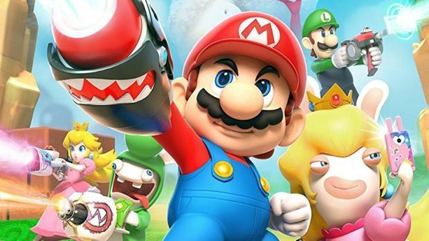 «Mario + Rabbids Kingdom Battle»