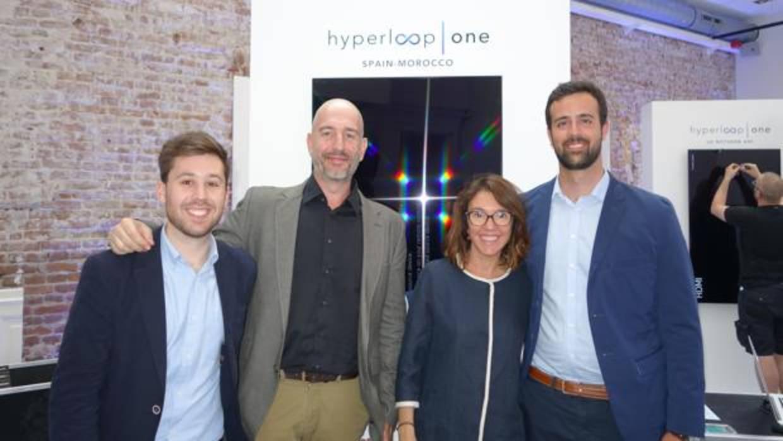 Un equipo español, finalista en la competición mundial de Hyperloop One