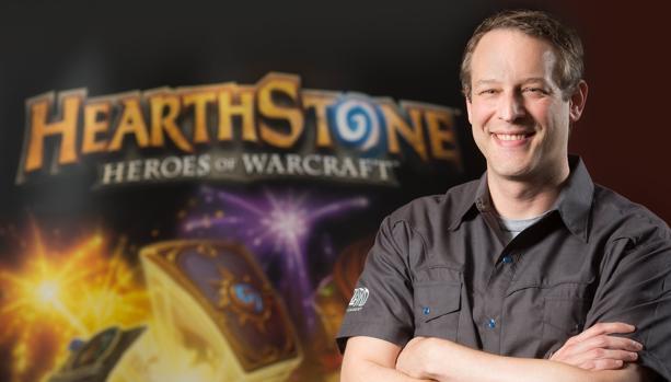 Jason Chayes, director de producción del juego
