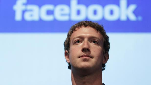 Mark Zuckerberg, fundador de Facebook, durante una intervención