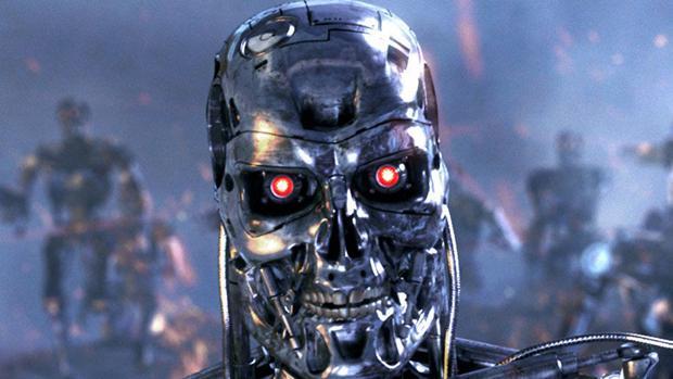 Captura de la película «Terminator»
