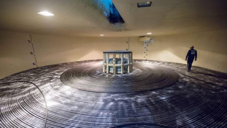 Internet viaja a 169 terabits por segundo a través de un cable que cruza todo el Atlántico