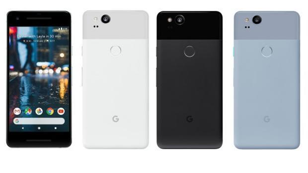 Dos nuevos «smartphones» (de enorme pantalla) y un ordenador: Google se lanza al ruedo