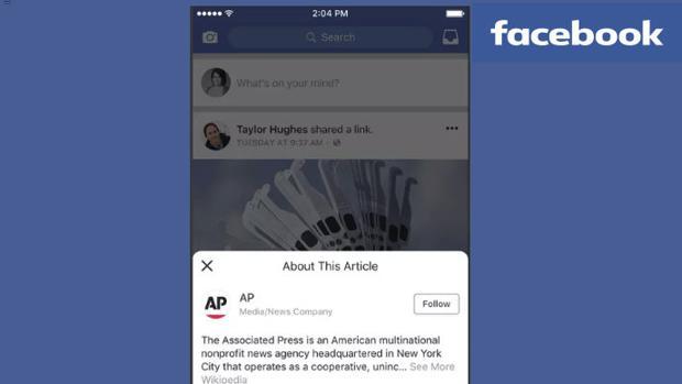 Facebook: ¿Cómo saber si una noticia es verdadera o falsa?