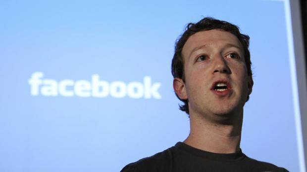 Mark Zuckerberg, fundador y consejero delegado de Facebook, durante una comparecencia