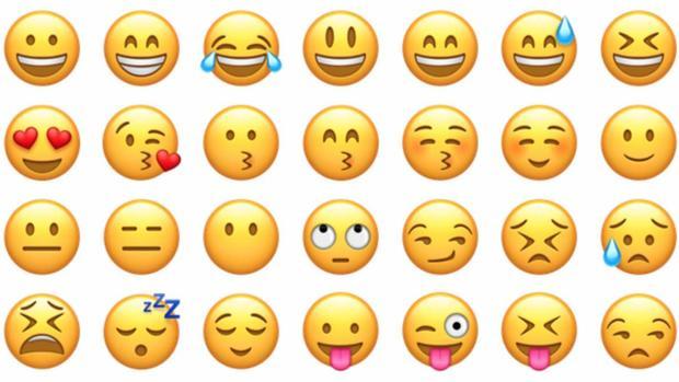 Y el «emoji» más utilizado del mundo es... (y no es el que piensas)