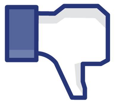 Facebook e Instagram han sufrido caídas durante esta tarde