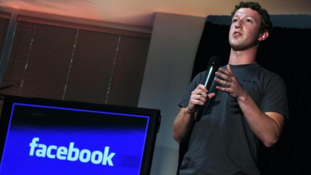 Marc Zuckerberg, fundador y CEO de Facebook