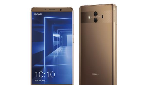 Huawei Mate 10: una máquina con inteligencia artificial para competir contra el iPhone X y Note 8