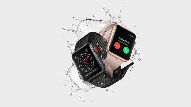 Los dispositivos «wearables» siguen sin gustar pero se vive el resurgimiento del «smartwatch»