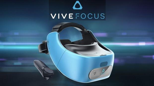 Detalle del HTC Vive Focus