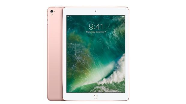 Un iPad con reconocimiento facial y sin botón Home: los próximos planes de Apple